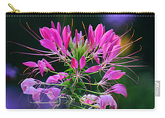 Carry-all Pouch featuring the photograph Garden Magic by Rodney Campbell