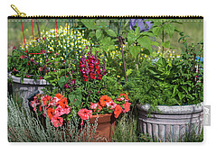 Garden Of Flowers Carry-all Pouch