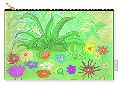 Garden Of Memories Carry-all Pouch