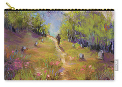 Garden Of Stone Carry-all Pouch