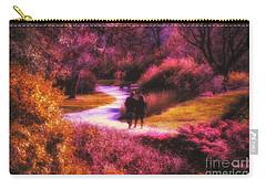 Garden Romance Carry-all Pouch
