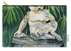 Garden Satyr Carry-all Pouch