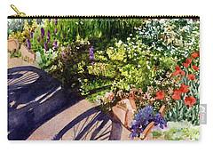 Garden Shadows Carry-all Pouch