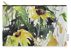 Garden Surprise Carry-all Pouch