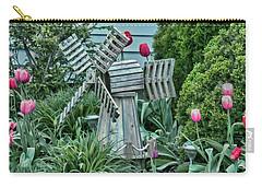Garden Windmill Carry-all Pouch