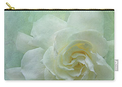 Gardenia Carry-all Pouch