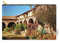 Gardens Of San Juan Capistrano Carry-all Pouch