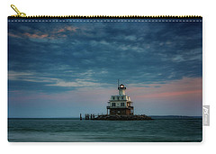 Gardiners Bay At Dusk Carry-all Pouch