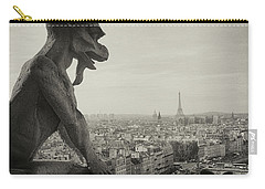 Eiffel Tower Carry-all Pouches