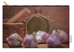 Garlic Bulbs Carry-all Pouch