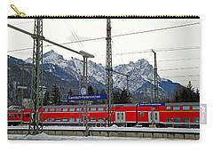 Garmisch-partenkirchen In Winter Carry-all Pouch