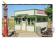Gas Station Carry-all Pouch by Steve McKinzie
