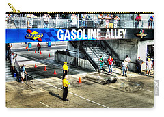 Gasoline Alley Carry-all Pouch