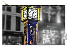 Gastown Steam Clock Carry-all Pouch
