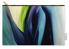 Gate To The Garden  By Paul Pucciarelli Carry-all Pouch by Iconic Images Art Gallery David Pucciarelli