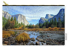 Gates Of The Valley Carry-all Pouch