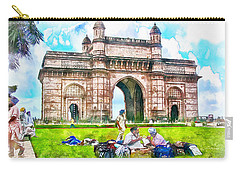 Gateway Of India Carry-all Pouch