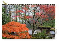 Gateway To Portland Japanese Garden Carry-all Pouch