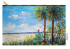 Gateway To Siesta Key Beach  Carry-all Pouch