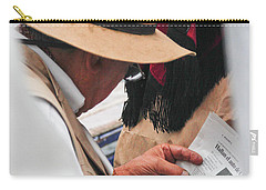 Gaucho Reading Carry-all Pouch