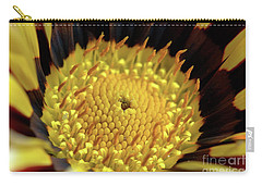 Gazania Macro Carry-all Pouch