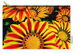 Gazania Splendour Carry-all Pouch