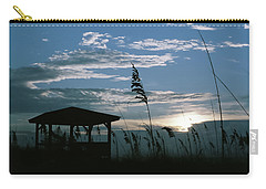 Gazebo In The Dunes Carry-all Pouch