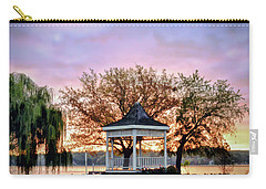 Gazebo Sunrise At Claytor Lake Carry-all Pouch