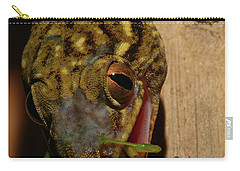 Gecko Feed Carry-all Pouch