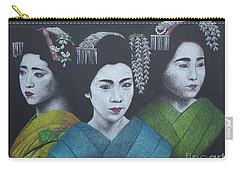 Geisha Girls Carry-all Pouch