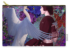 Geisha Swan Dance Carry-all Pouch