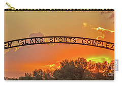 Gem Island Sports Complex Entrance Carry-all Pouch