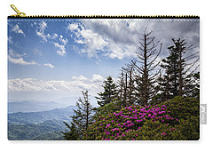 Rhododendrons - Roan Mountain Carry-all Pouch