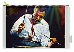 Gene Krupa Carry-all Pouch