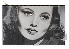 Gene Tierney  Carry-all Pouch