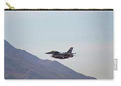 General Dynamics F-16 Wa 839 - Nellis Afb Carry-all Pouch