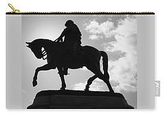 General P G T Beauregard Statue Carry-all Pouch by Deborah Lacoste