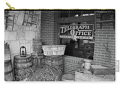 General Store Carry-all Pouch by Inspirational Photo Creations Audrey Woods