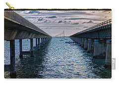 Generations Of Bridges Carry-all Pouch