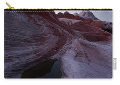 Carry-all Pouch featuring the photograph Genesis  by Dustin LeFevre