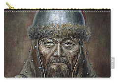 Genhis Khan Carry-all Pouch