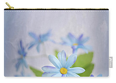 Gentle Blues Carry-all Pouch