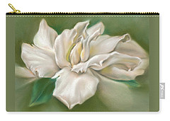 Gentle Gardenia Carry-all Pouch