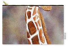 Gentle Giraffe Carry-all Pouch