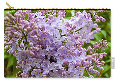 Gentle Purples Carry-all Pouch