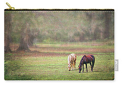 Gently Grazing Carry-all Pouch by Lewis Mann