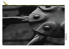 Carry-all Pouch featuring the photograph Geodome Climber by Richard Rizzo