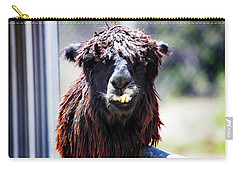 Carry-all Pouch featuring the photograph Geofery by Anthony Jones