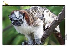 Geoffroy's Tamarin Saguinus Geoffroyi Carry-all Pouch