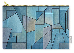 Geometric Abstraction IIi Carry-all Pouch